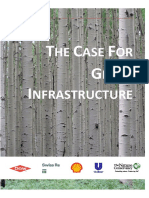 Shell - the case for green infrastructure
