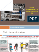 CL03 Ciclo Termodinamico de MCI Parte 1