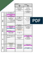 9. an II-III-IV Inst Orare Sem 1 2019-2020