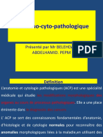 Module d'Anatomie cytopathologique