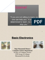 Basic Electronics Lecture  1.ppt