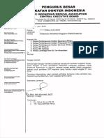 Ketentuan Akreditasi Kegiatan P2KB Eksternal