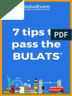 Ebook - 7 tips to pass the Bulats.pdf