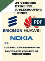 Multi Vendors LTE KPI Troubleshooting Guide_TCE