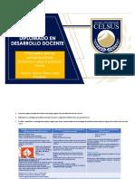 Principales teorías psicoeducativas Evidencia 2 para el portafolio (tarea)