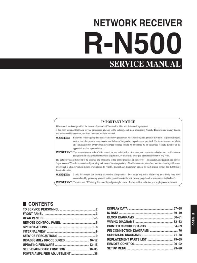 yamaha wiring diagram bose 901 to powered mixer yamaha r n500 solder soldering  yamaha r n500 solder soldering