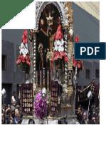 Señor de Los Milagros - Imagen