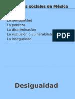 Problemas Sociales en Mexico