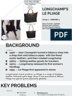Longchamp LePliage - Group 1 - SMEMBA 3