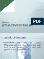Operadores Verofuncionais