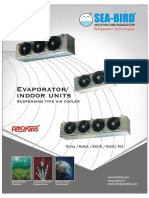 Evaporator Indoor