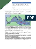 TEMA 1. Geografía e Historiografía