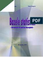 Curs Statistica Introductiva Editura