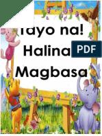 Jade Filipino Reading Materials