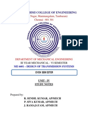Gearbox Pdf Transmission Mechanics Manual Transmission