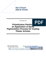 PE coating