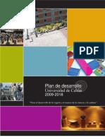 PLANDEDESARROLLO2009-2018UCALDAS