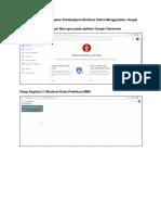 Lampiran 5 . KEG 3. PrintScreen Akun Google Classroom