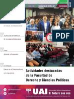 Boletín universitario de la UAI