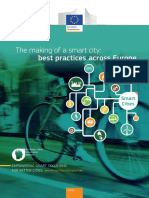 The Making of a Smart City - Best Practices Across Europe