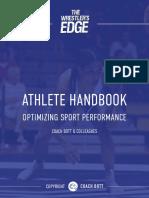 Athlete Handbook [WE 2.0] (1)
