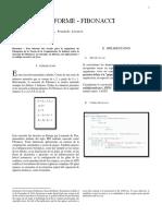 Informe Fibonacci Etc