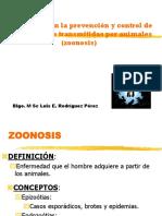 zoonosis y metaxénicas