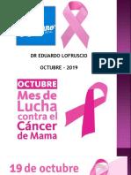 Octubre Rosa 2019
