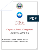 Ahmed Magdy Hatata - Corporate Brand Mangment
