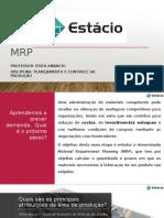 PCP - MRP