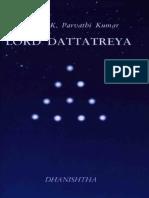 (Sri Parvathi Kumar) - Lord Dattatreya