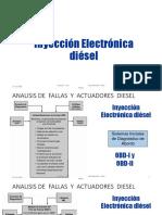 Inyección electrónica a diesel