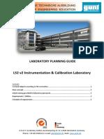 Instrumentation and Calibration Lab Proposal Spanish