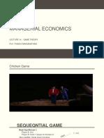 MANAGERIAL ECONOMICS LECTURE 14 FINAL.pptx