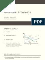 MANAGERIAL ECONOMICS LECTURE 12 13 FINAL.pptx