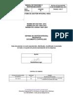 Manual de Funciones y Responsabilidad