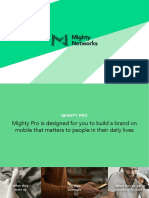 Mighty Pro Preview