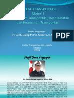 Manajemen Transportasi darat