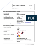 HDS Acido Nitrico - 00224