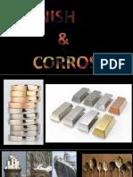 tarnish and corrosion