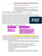 Resumo - Psicopatologia