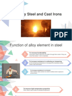 alloy steel and cast iron.pptx