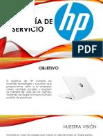HP-Ingeniería de Servicio