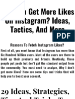 How You Get More Likes on Instagram_ Ideas, Tactics, And More