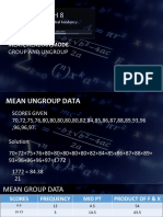 Math PowerPoint Template Free by SageFox v33.0519182
