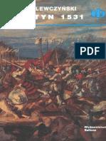 Historyczne Bitwy 059 - Obertyn 1531, Marek Plewczyński.pdf