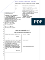 Apple and Intel v. Fortress Investment Group et al