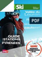 Guide des stations de ski - Côté Toulouse