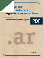 antologia argentina