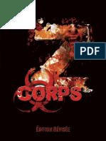 Z-Corps - Livre de Règles (Edition Révisée)